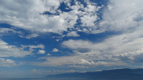 Região de Irkutsk O extremidade sul do Lago Baikal Fotografia de Stock Royalty Free