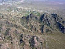 Región de la montaña de Nevada Imagen de archivo libre de regalías