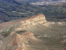 Región de la montaña de Nevada Fotografía de archivo libre de regalías