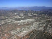 Región de la montaña de Nevada Imágenes de archivo libres de regalías