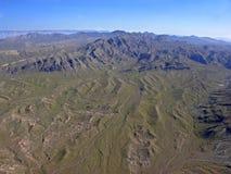 Región de la montaña de Nevada Foto de archivo libre de regalías