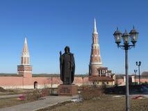 Región de Rusia, Moscú, Kolomna Fotos de archivo libres de regalías