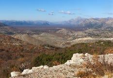 Región de Tuli, Bosnia y Herzegovina Foto de archivo