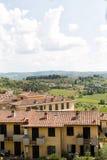 Región Italia de Chianti imagenes de archivo