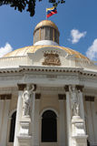 Regierungs-Gebäude in Caracas Stockfotografie