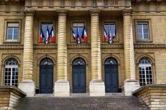 Regierungsgebäude Lizenzfreies Stockbild
