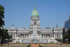 Regierungspalast in Buenos Aires Stockbild