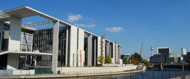 Regierungsviertel, Berlin Stock Image