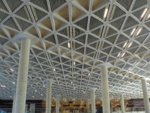 Regina Alia International Airport, Giordania Fotografia Stock
