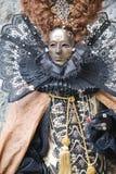 Regina del carnevale Immagine Stock