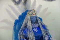 Regina del ghiaccio Fotografia Stock Libera da Diritti