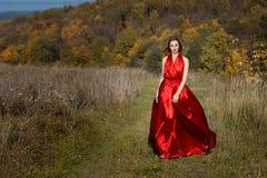 Regina dell'autunno Immagini Stock Libere da Diritti