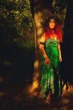 Regina della foresta Fotografia Stock Libera da Diritti