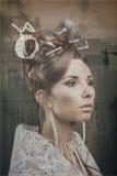 Regina 4 della plastica fotografia stock libera da diritti