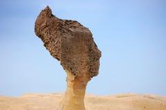 Regina della roccia Immagini Stock