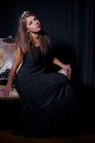 Regina di fiaba Fotografia Stock