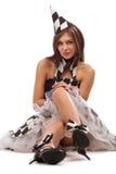 Regina di scacchi Immagini Stock