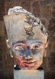 Regina egiziana Hatshepsut Fotografia Stock Libera da Diritti