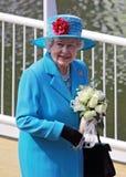 Regina Elizabeth II Fotografie Stock Libere da Diritti