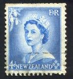 Regina Elizabeth II Immagini Stock