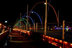 Regina Emma Bridge immagine stock libera da diritti