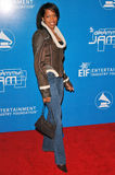 Regina King. At the Inaugural GRAMMY Jam Event Featuring Earth, Wind & Fire at the Wiltern LG Theater, Los Angeles, CA. 12-11-04 Stock Photos