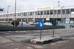 Regina Maria private hospital Stock Photo