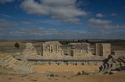 Regina-römisches Theater Stockfotos