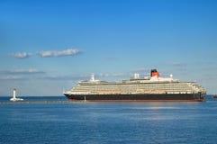 Regina Victoria della nave da crociera Fotografia Stock