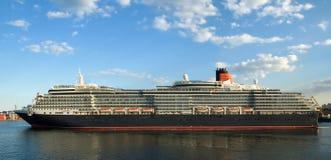 Regina Victoria della nave da crociera Immagini Stock