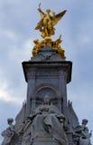 Regina Victoria Memorial London Immagini Stock Libere da Diritti