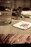 Regine sopra Fives fotografia stock