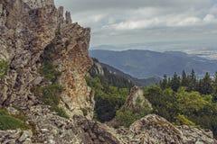 Região selvagem alpina e silêncio Imagem de Stock Royalty Free