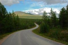 region krasnodar halna droga Russia Zdjęcie Stock