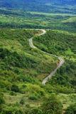 region krasnodar halna droga Russia Zdjęcie Royalty Free