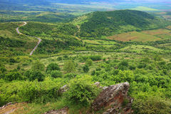 region krasnodar halna droga Russia Obrazy Royalty Free