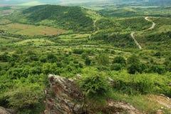 region krasnodar halna droga Russia Obrazy Stock