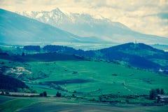 Region Liptov, Slovakia Royalty Free Stock Images