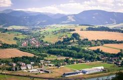 Region Liptov at Slovakia Stock Photography