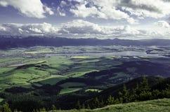 Region Liptov in Slovakia Royalty Free Stock Photos