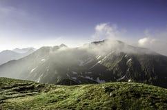 Region Liptov in Slowakei eine seine Natur und hohen tatras Berge Lizenzfreie Stockfotografie