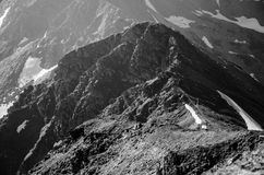 Region Liptov in Slowakei eine seine Natur und hohen tatras Berge Lizenzfreie Stockbilder