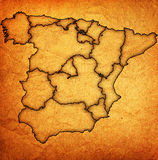 Region of spain Stock Photography