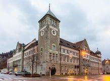 Regionaal Hof van Feldkirch stock foto's