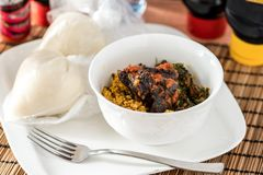 Free Regional African Food Royalty Free Stock Photos - 156594248