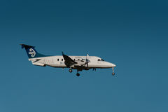Regional airliner - Beech 1900 Stock Photos