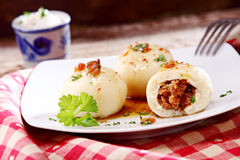 Regional Bavarian speciality cuisine Stock Images