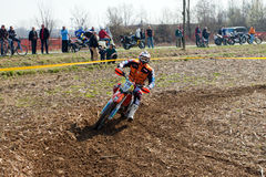 Regional Championship Enduro Stock Photography