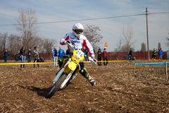 Regional Championship Enduro Royalty Free Stock Images