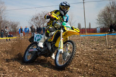Regional Championship Enduro Stock Photo